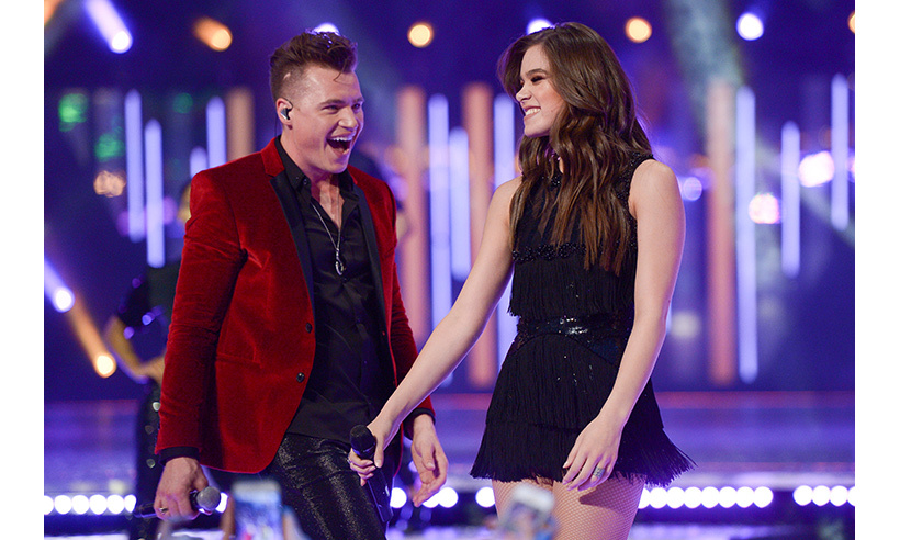 <h2>Shawn and Hailee's Mashup</h2>