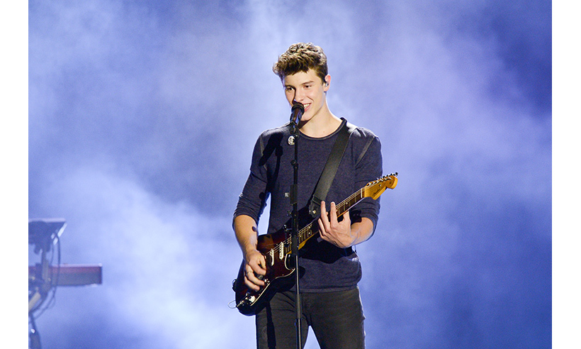 <h2>Shawn's special treat for fans</h2>