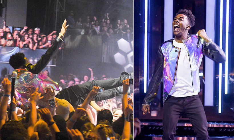 <h2>Desiigner heats up Toronto</h2>