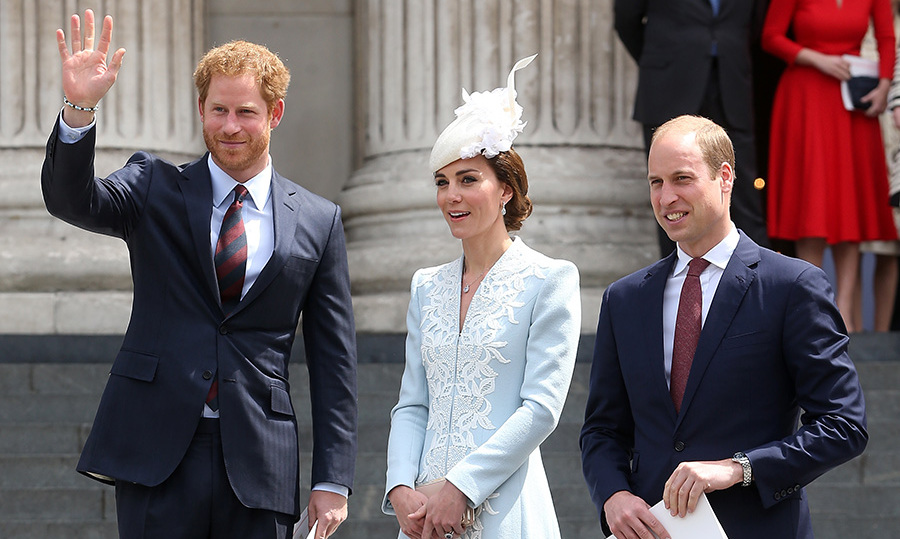 The royal has admitted she has help on how to use her phone from her grandsons Harry and William.