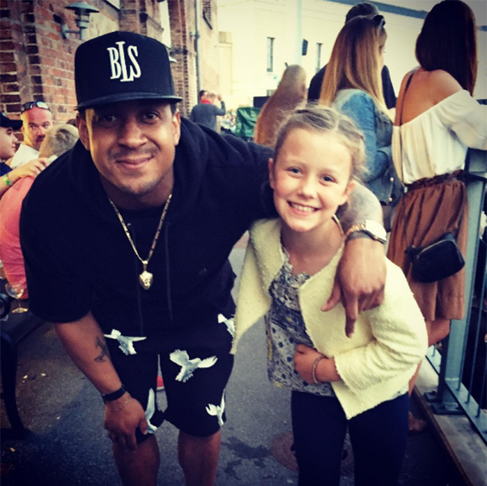 "Brandon Beal wrote: ""This Little Princess, is actually that...... a ""Little Princess"". What a pleasure and honor to meet Princess Isabella, and I must say if every princess was as cool, down to earth, and outgoing as her, I think the world would be a better place!""