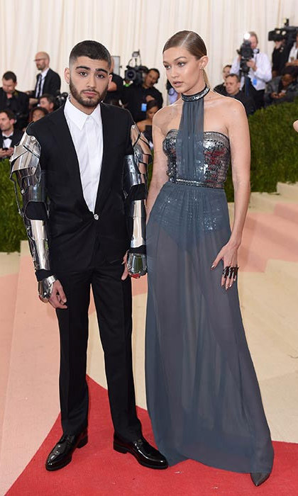 It's not just Gigi's model looks that made Zayn fall for her.