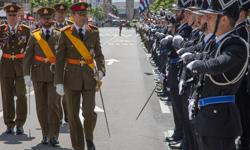 <p>Luxembourg's National Day is akin to Britain's Trooping the Colour. It celebrates the reigning monarch's official birthday, even if it is nowhere close to the actual date of their birth. The present-day Grand Duke, Henri Albert Gabriel Félix Marie Guillaume, was actually born on April 16.</p>