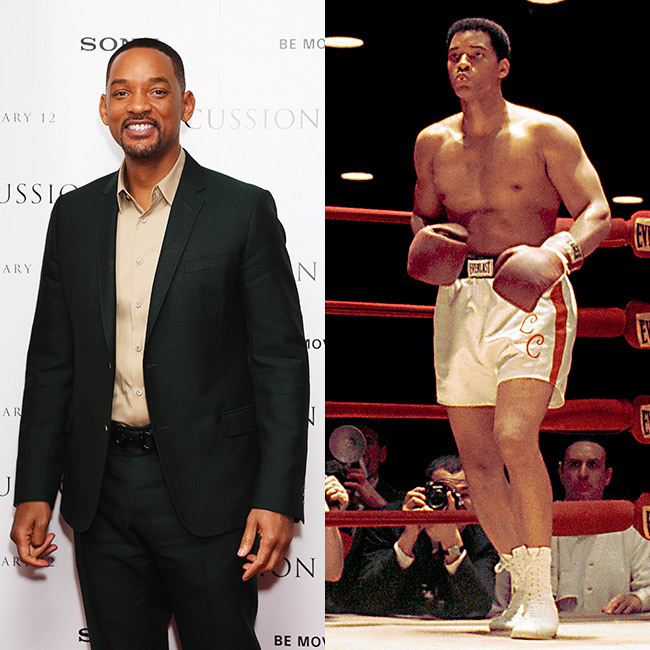 <h3>Will Smith for Ali