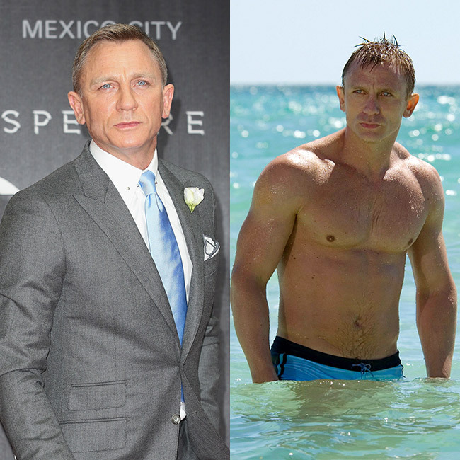 <h3>Daniel Craig for <em>Casino Royale</em>