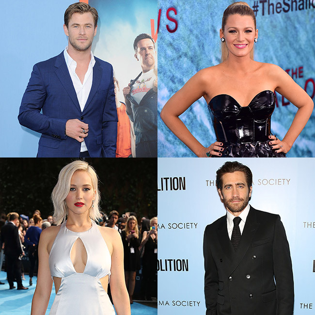 <p>Celebrities from Chris Hemsworth to Blake Lively are renowned for upping their fitness game when it comes to training for a new film. 
