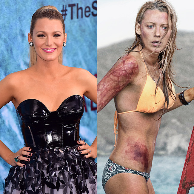 <h3>Blake Lively for <em>The Shallows</em></h3>