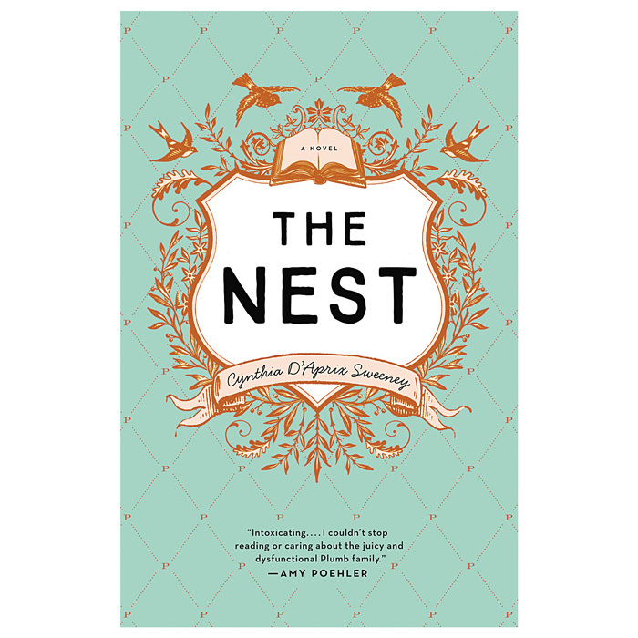 <h3>THE NEST<br>by Cynthia D'Aprix Sweeney</h3>