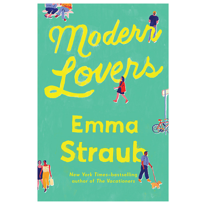 <h3>MODERN LOVERS<br>by Emma Straub</h3>