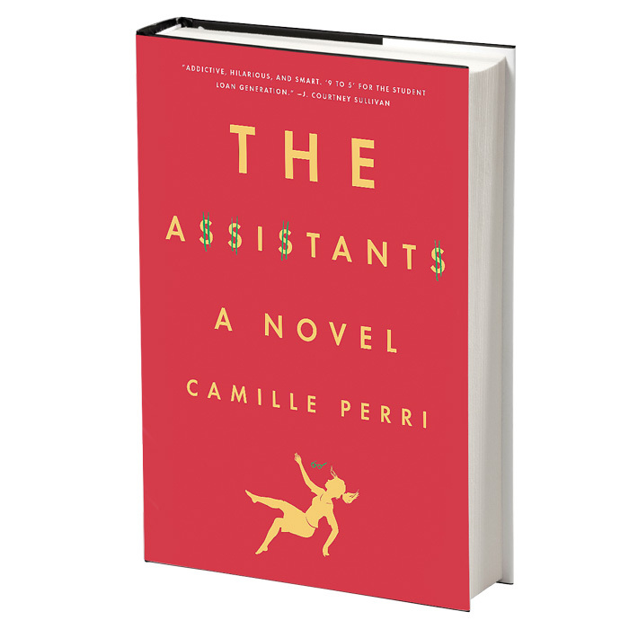<h3>THE ASSISTANTS<br>by Camille Perri</h3>