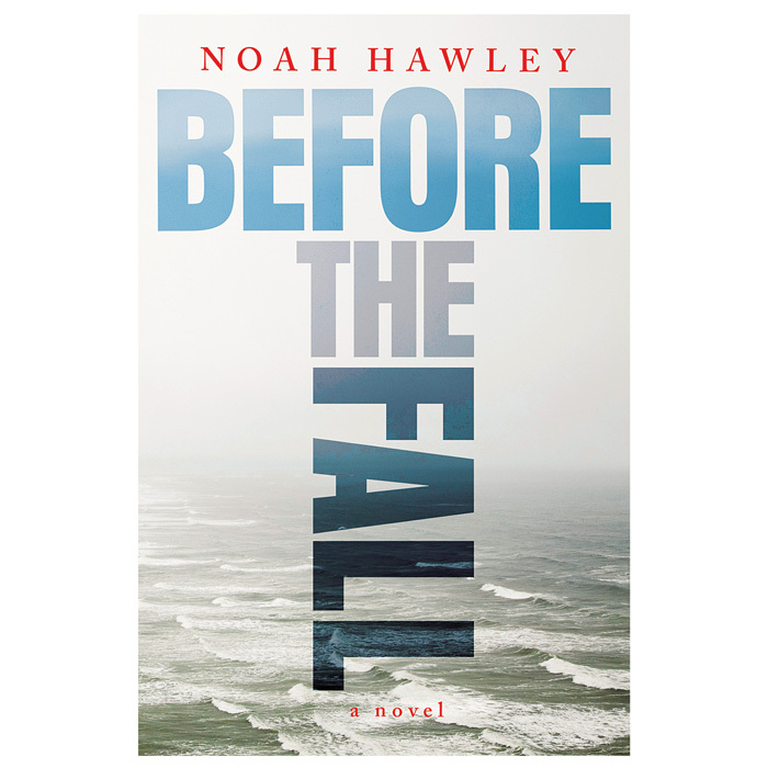 <h3>BEFORE THE FALL<br>by Noah Hawley</h3>