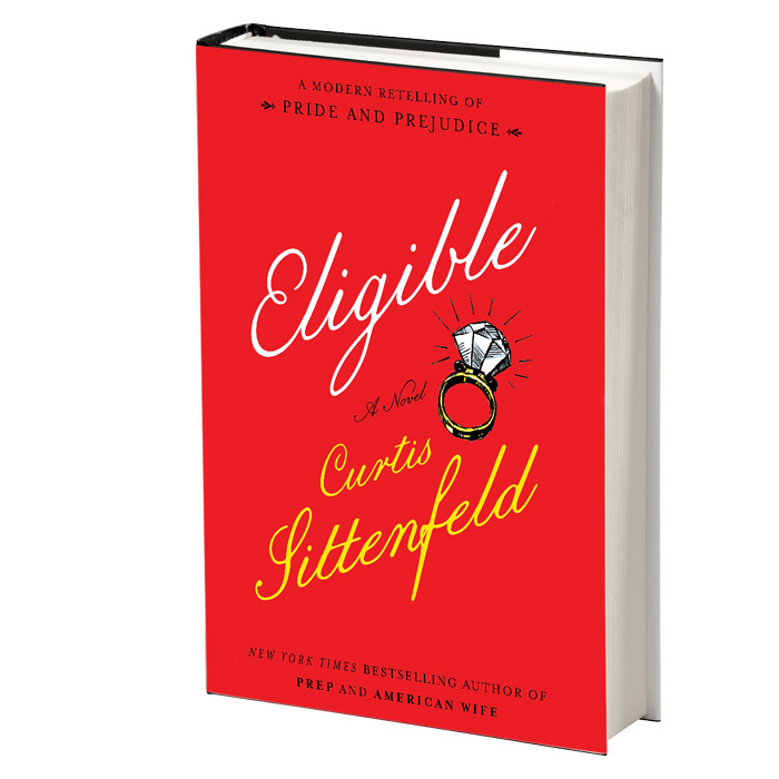 <h3>ELIGIBLE<br>by Curtis Sittenfeld</h3>