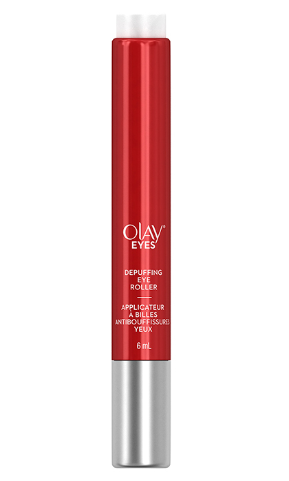 "<p><b>Olay Eyes DePuffing Eye Roller, $40 at drug and mass-market retailers and <a href=""http://www.olay.ca"" target=""_blank"">olay.ca</a></b></p>