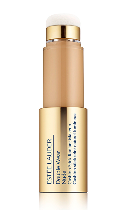 "<p><b>Estée Lauder Double Wear Nude Cushion Stick Radiant Makeup, $46, at Hudson's Bay, Holt Renfrew, Shoppers Drug Mart, Murale, Sephora, Nordstrom, Saks Fifth Avenue and through <a href=""http://www.esteelauder.ca"" target=""_blank"">esteelauder.ca</a></b></p>