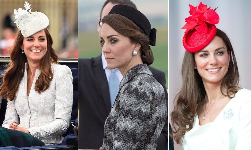 Kate always wows with her chic and stylish headwear, so we've rounded up her best-ever hat looks...</p>
