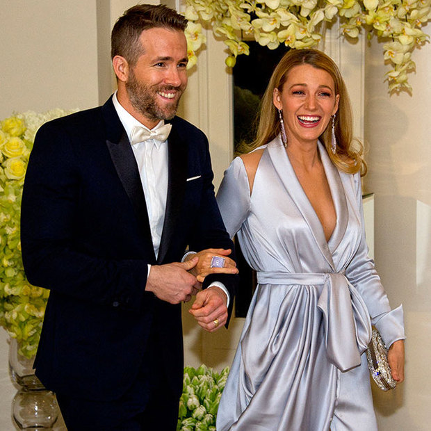 Tap To View Gallery Ryan Reynolds And Blake Lively