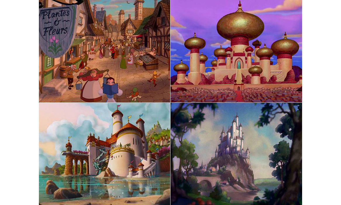 <p>Hard as it may be to believe, many of the locales in our favourite Disney movies are based on dreamy locations that actually exist.