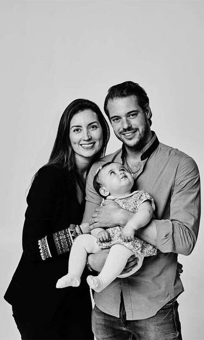 Luxembourg's Prince Felix and Princess Claire announced they are expecting a baby this autumn. The royal couple are already parents to an adorable daughter named Amalia.