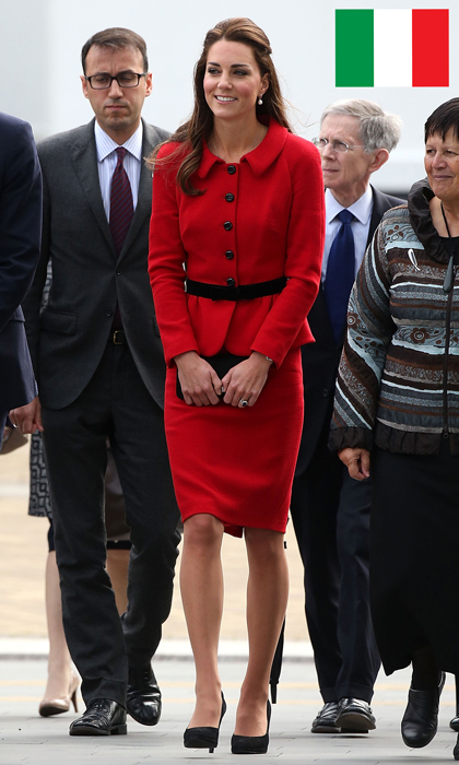 <h2>LUISA SPAGNOLI (ITALY)</h2>