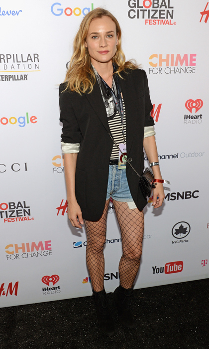 <h2>6. Bring a bit of biker to the red carpet</h2>