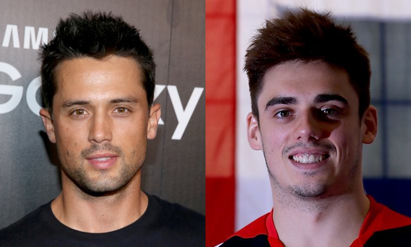 If British diver Chris Mears ever decides to give up water sports, he might just be mistaken for Stephen Colletti, the former love interest of Sophia Bush on teen drama <em>One Tree Hill</em>. But for now, he's sticking to the diving board, representing Queen and country at his first Olympic Games in Rio.