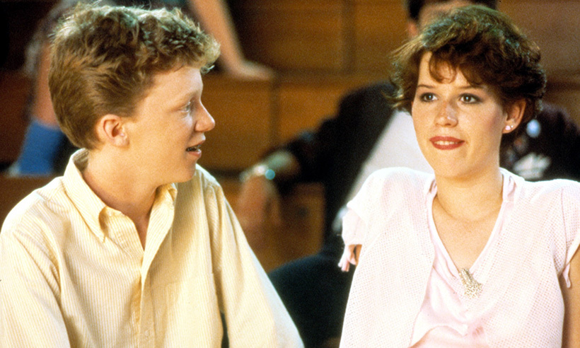 <h3>Sixteen Candles</h3>