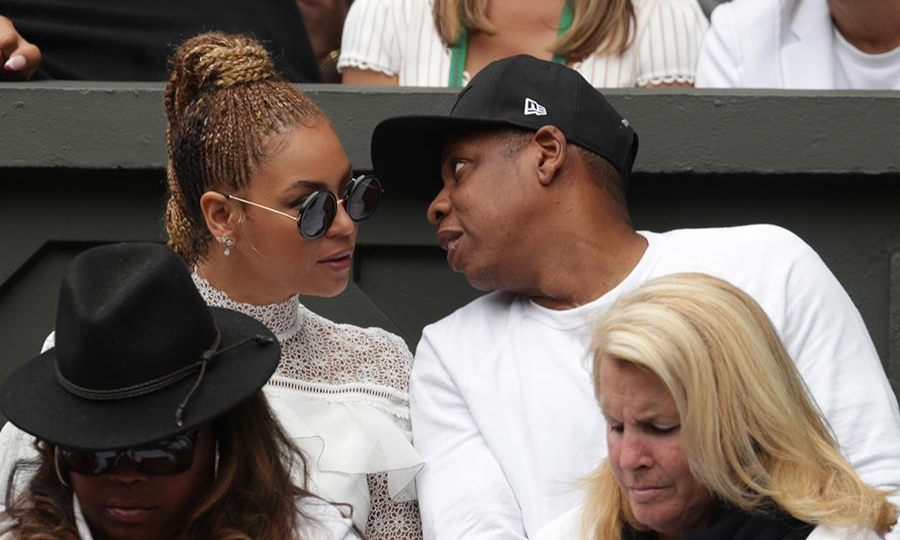 <h3>Beyoncé and Jay Z</h3>