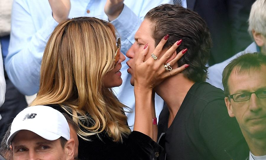 <h3>Heidi Klum and Vito Schnabel</h3>