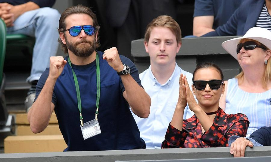 <h3>Bradley Cooper and Irina Shayk</h3>