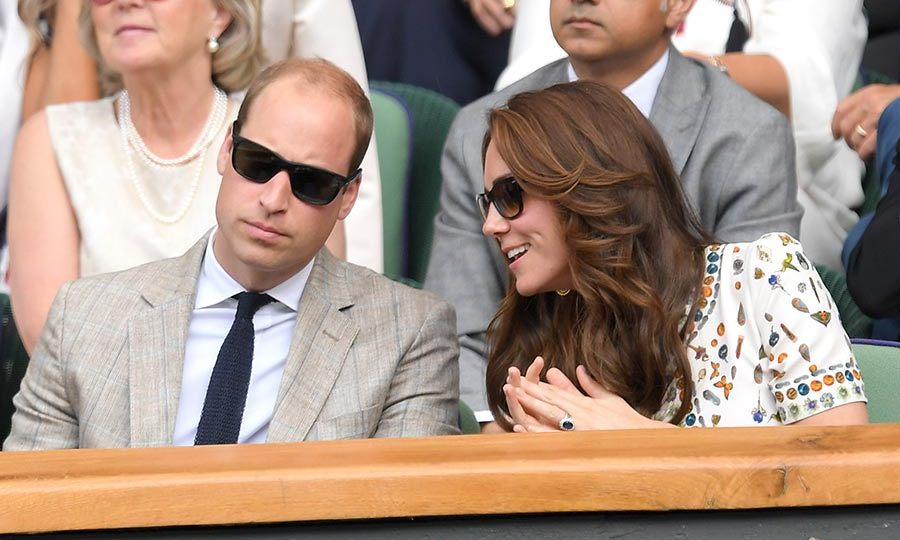 <h3>Prince William and Kate</h3>