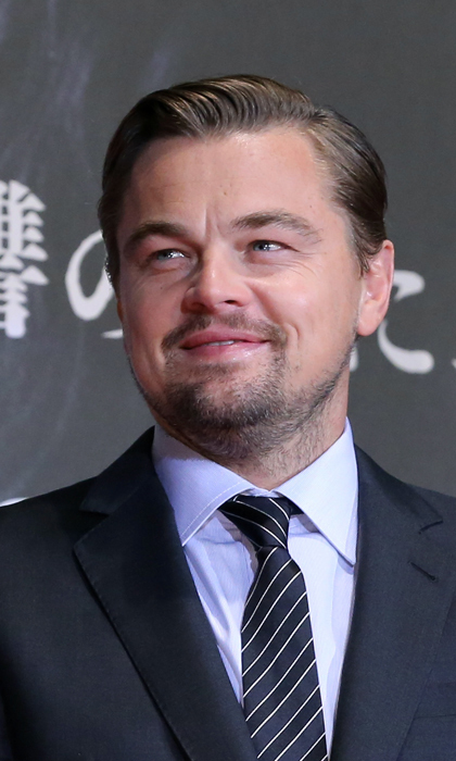 <h2>Leonardo DiCaprio</h2>