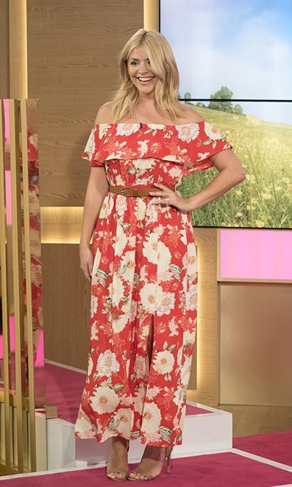 <h3>Holly Willoughby</h3>