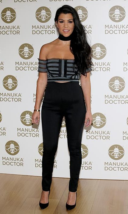 <h3>Kourtney Kardashian</h3>