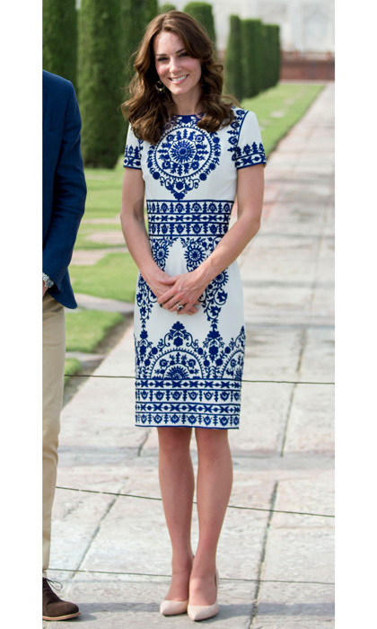 <h2>BLUE &amp; WHITE</h2>