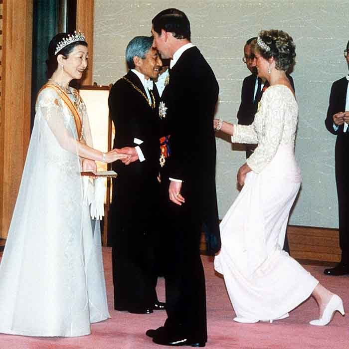 A Look Back At The History Of Japan S Royal Family Hello