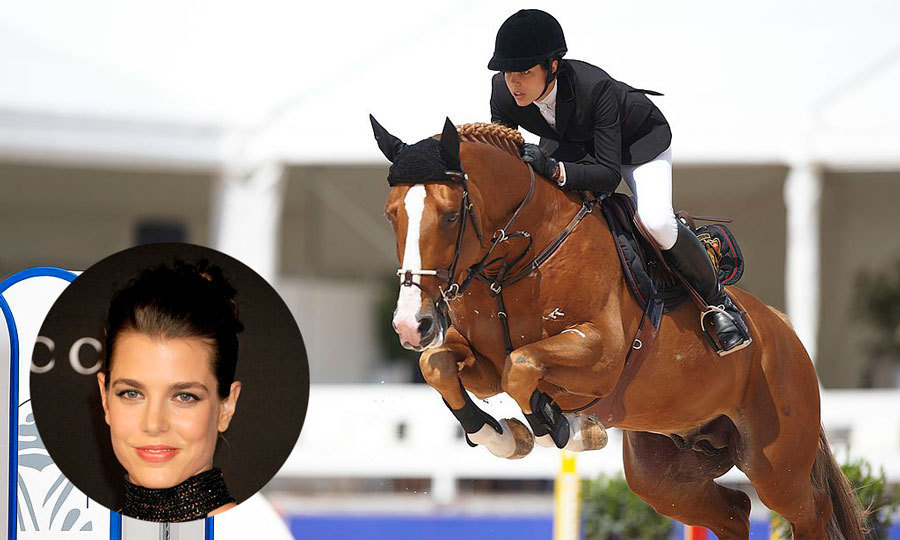 <h3>Charlotte Casiraghi