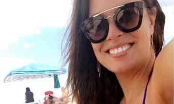 Ashley Graham Shares A Photo Of Her Body Without Photoshop