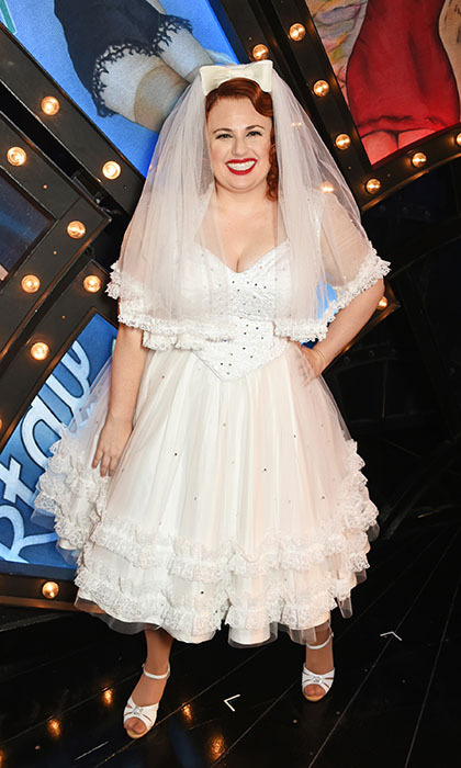 Rebel Wilson celebrated a successful press night performance of <em>Guys and Dolls</em> at London's Phoenix Theatre on July 14. The Australian actress stars as Miss Adelaide in the hotly anticipated production. 