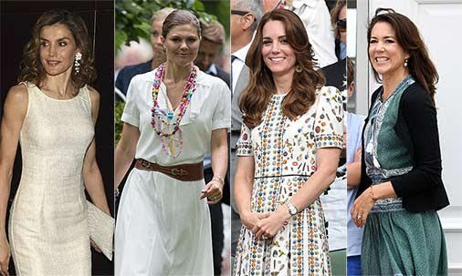 Click through for this week's best royal style...