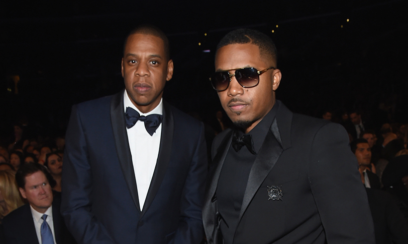 <h2>Jay Z and Nas</h2>