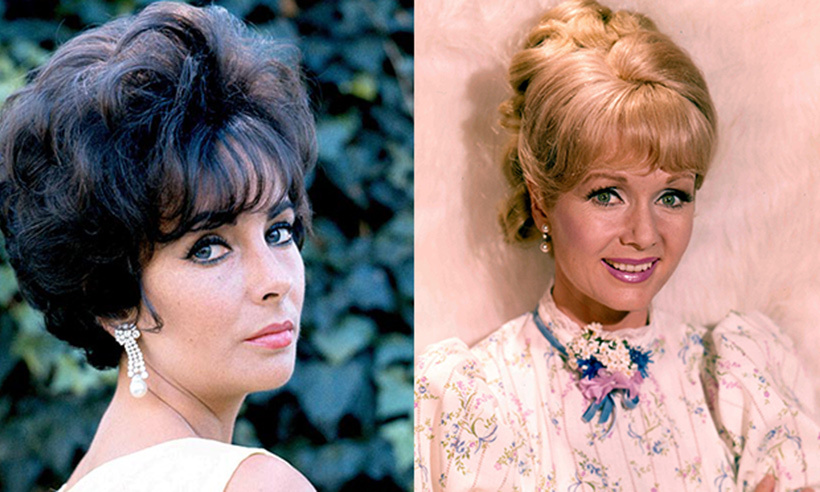 <h2>Elizabeth Taylor and Debbie Reynolds</h2>