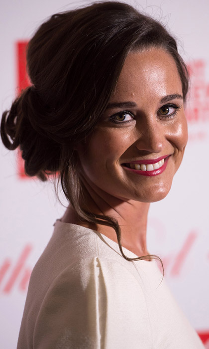 <h3>Pippa's hair and make-up