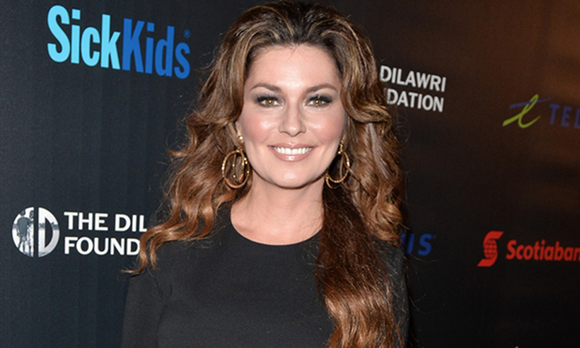 <h2> SHANIA TWAIN</h2>