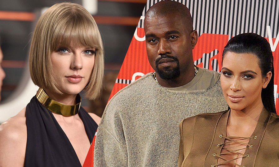 Bad blood has been brewing between Taylor Swift, Kim Kardashian and Kanye West since long before Snapchat-gate in 2016. From award show moments to Twitter rants and interviews, we're taking a close look at the pop star's rollercoaster relationship with Kimye...