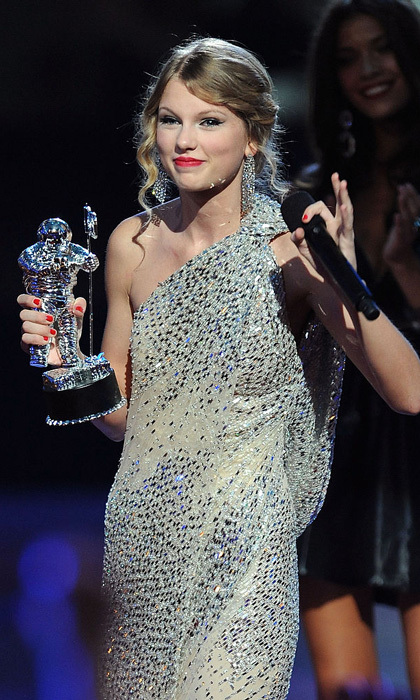 "Following the infamous incident onstage, Taylor told reporters after the VMA show, ""I don't want to start anything."" She added, ""I had a great day tonight. I've been sent so many text messages and everyone's been really nice. I've had a really, really fun night."" 