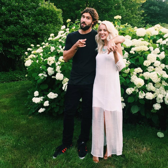 <h2>Brody Jenner and Kaitlynn Carter</h2>