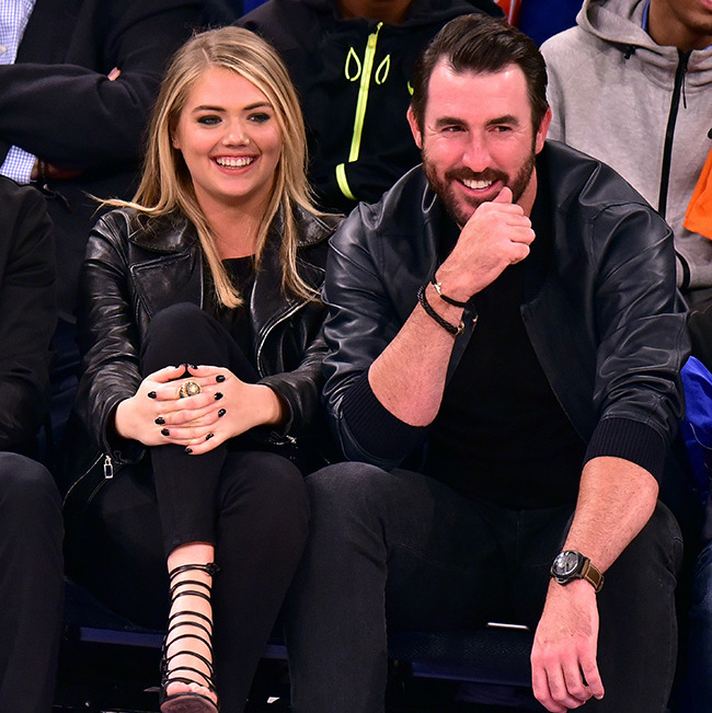 <h2>Kate Upton and Justin Verlander</h2>