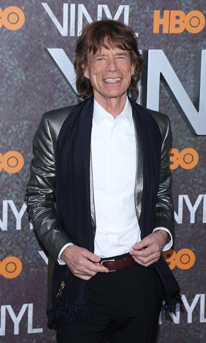 <h2>MICK JAGGER</h2>