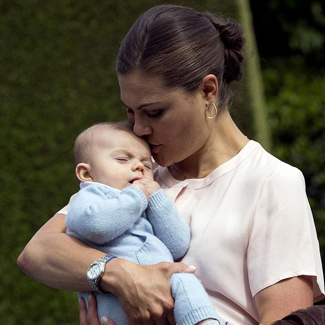 Sweden's Royal Babies Delight In Annual Summer Family
