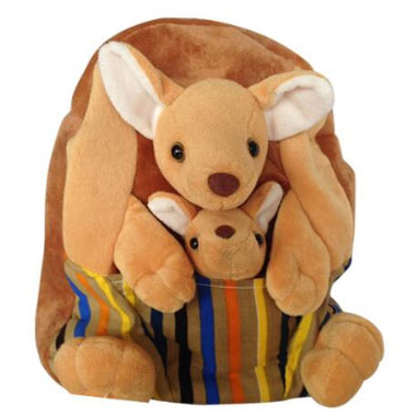 Prince George's cuddly kangaroo backpack sold out just hours after his father Prince William debuted the item upon arriving in Sydney for the family's 2014 tour. The then-eight-month-old's bag saw parents rushing to order the item online at the Australian Koala Foundation website.